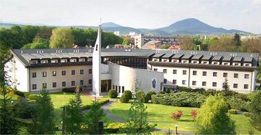 Excercičný dom svätého Ignáca