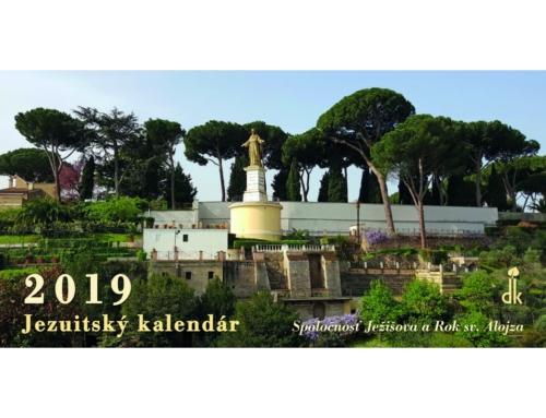 Jezuitský kalendár 2019