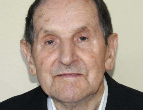 Zomrel páter Andrej Osvald SJ