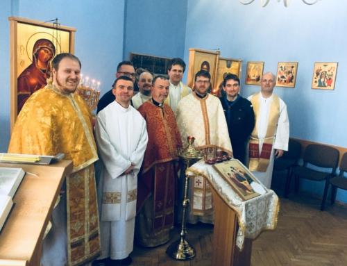 Stretnutie duchovných asistentov ZKVSES-FSE