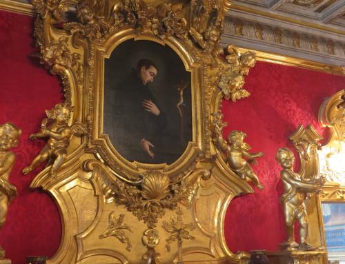 Púť Magis do Ríma v roku sv Alojza