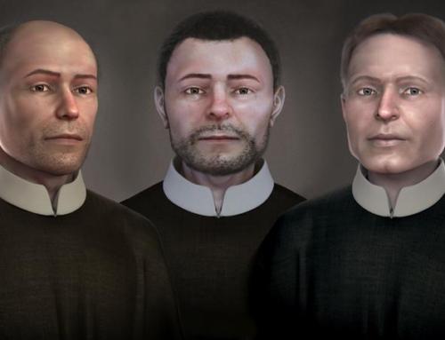 Skutočná podoba tvárí troch Košických mučeníkov