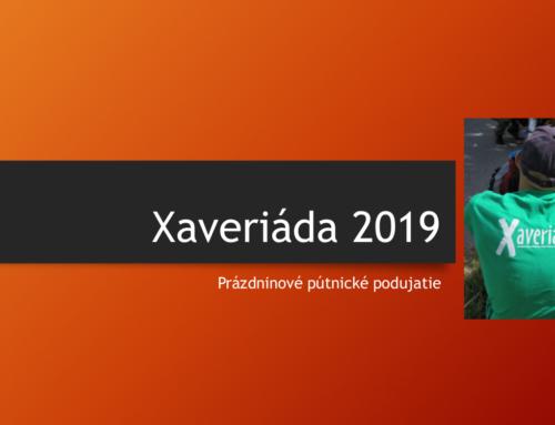 Xaveriáda 2019