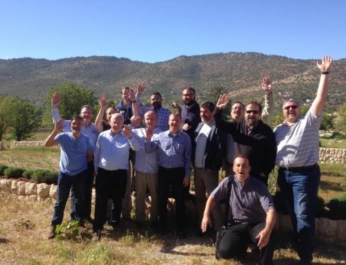 Stretnutie jezuitských promótorov v Libanone