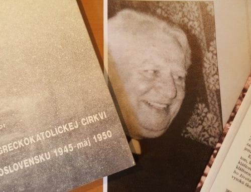 25. výročie smrti gréckokatolíckeho jezuitu Michala Fedora