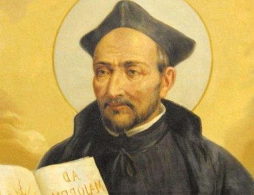 Pápež František pripomenul odkaz zakladateľa jezuitov sv. Ignáca