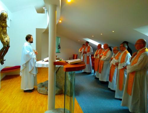 Duchovné cvičenia pre jezuitov