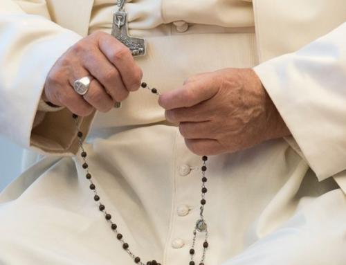Modlitba ruženca má aktivizovať všetky schopnosti človeka