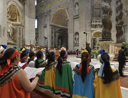 Svetový deň misií s témou: Pokrstení a poslaní
