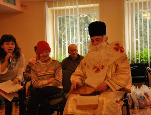 P. Ján Burda SJ – Pomoc chudobným zo spoločenstva Archa vo Ľvove