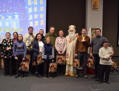 Ďákujemo, Slovaččina! Poďakovanie zo spoločenstva Archa v Ľvove.