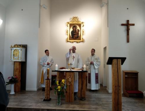 Jezuitská púť za povolania v Trlenskej 2020