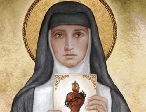 Mystika Ježišovho Srdca u sv. Margity M. Alacoque