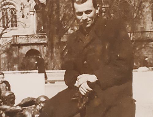 Výstava o P. Ferdinandovi Takáčovi SJ