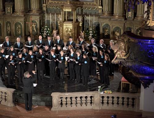 30. výročie zboru Chorus Salvatoris