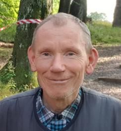 Richard GREISIGER, SJ