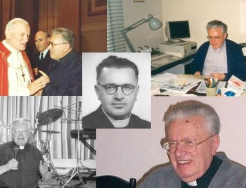 Storočnica narodenia Štefana Senčíka SJ