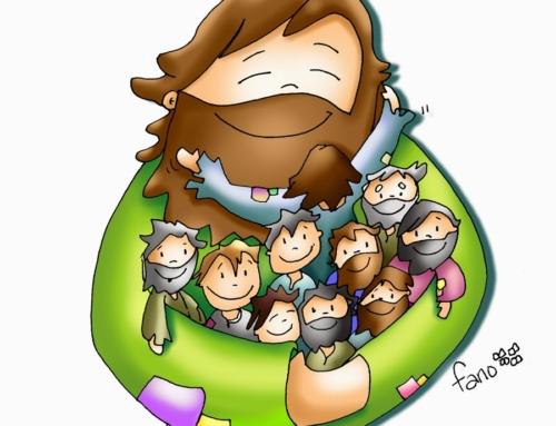 Katechézy pre deti a rodičov – 7. Veľkonočná nedeľa