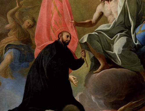 Modlitba Ignaciánskeho roku