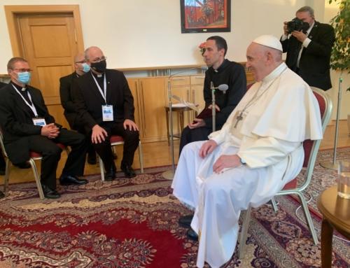 Rozhovor Františka s jezuitmi